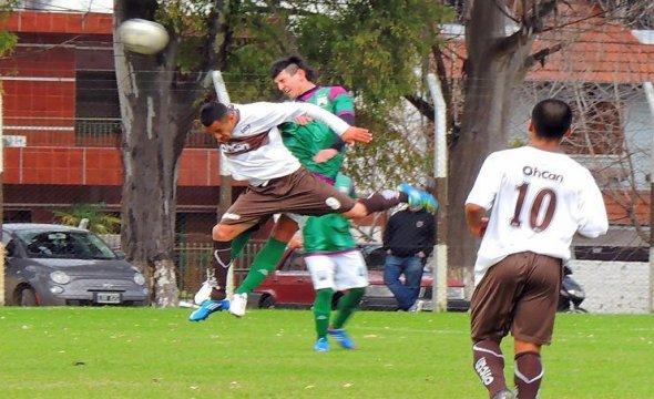 Fecha 2 - Copa Competencia