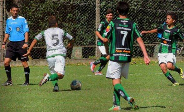 Torneo Juvenil �A� 2014