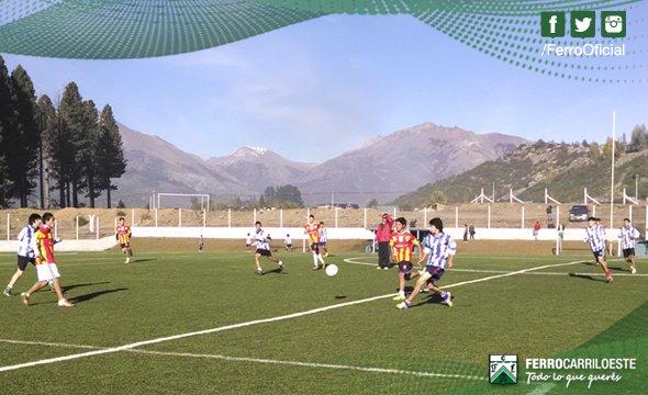 Tres representantes del Club asistieron a la �Bariloche Cup�, torneo juvenil para chicos categor�a 2001 a 2005 del que participaron equipos de Buenos Aires, Chubut, Santa Cruz y R�o Negro.