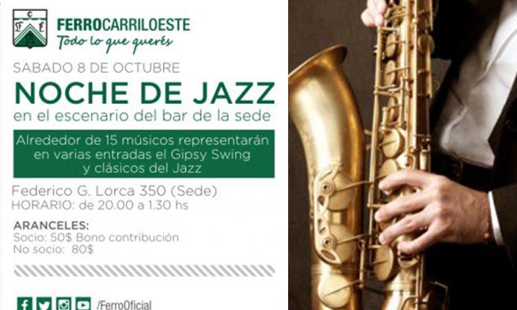 Jazz en la sede