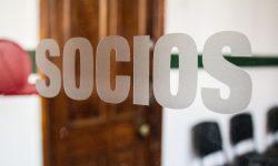 Oficina de Socios de PB cerrada