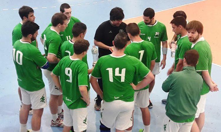Buena jornada de handball