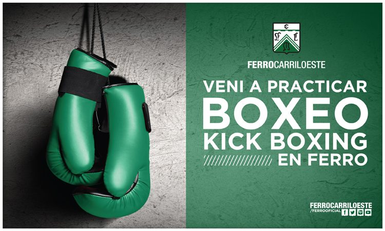 Boxeá en Ferro