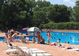 Apertura de natatorios