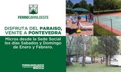 Vení a Pontevedra