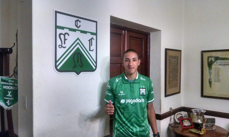 Primer contrato para Ramírez