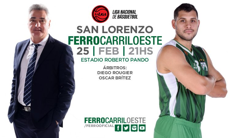Ferro visita a San Lorenzo en un duelo clave