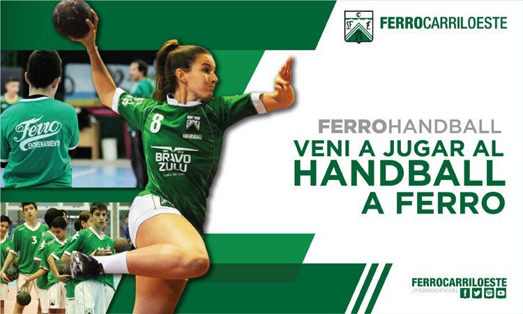 Handball en Oeste
