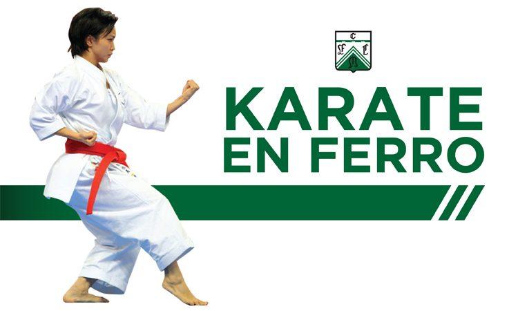 Karate en Ferro