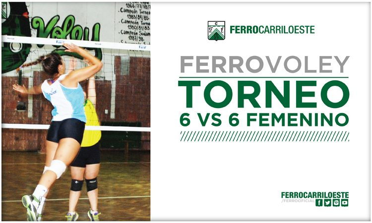 Domingo a puro voley