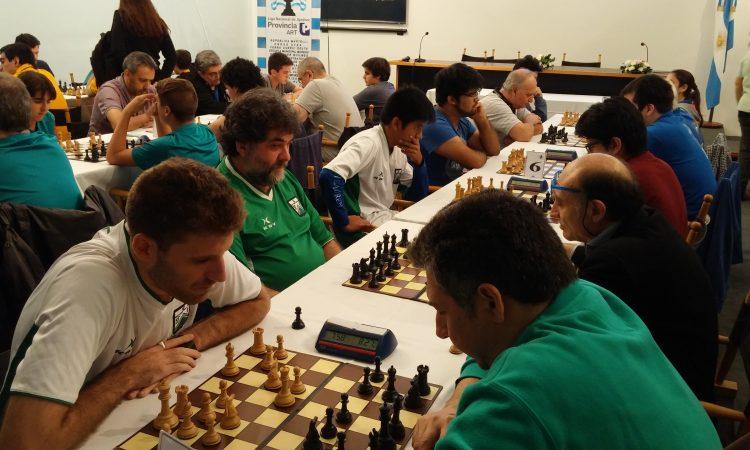 Ferro top 5 del Ajedrez argentino