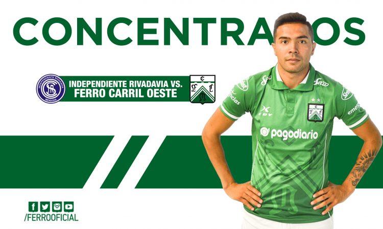 Concentrados ante Independiente