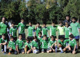 Debutó la Liga de Pontevedra