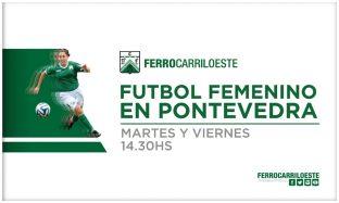 Futbol femenino en Pontevedra