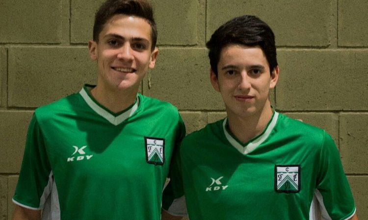 ¡Dos jugadores a la Selección!