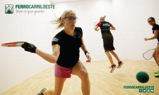 Clases de racquetball