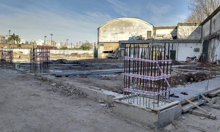 Nuevas instalaciones deportivas