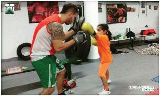 Boxeo y kick boxing para niños