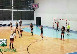 Todo el handball de Oeste