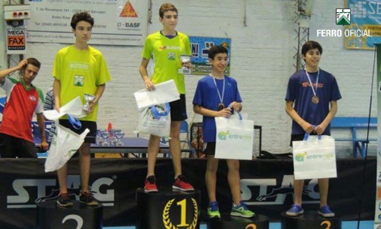 Varios podios