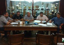 Tercera reunión