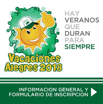 Vacaciones Alegres 2018