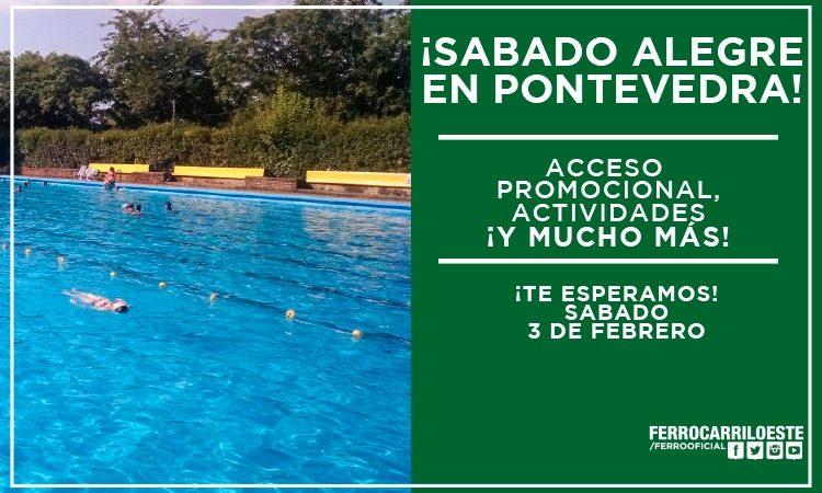 ¡Vení a Pontevedra!