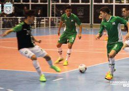 Pruebas de Futsal