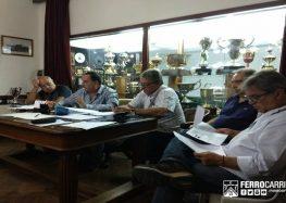Séptima reunión de Comisión Directiva