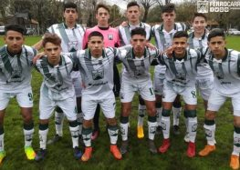 Recuperados contra All Boys
