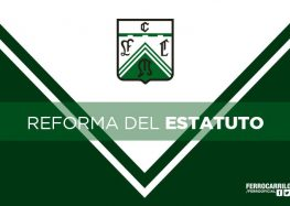 Reforma del Estatuto